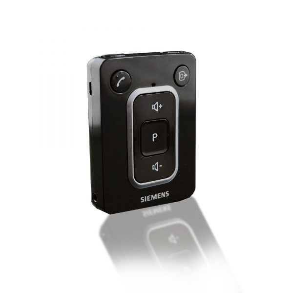 Siemens miniTek remote